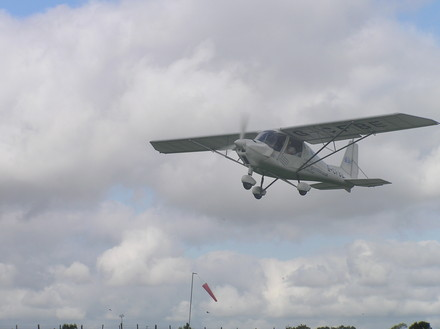 A picture for Introductory flight over Wiltshire